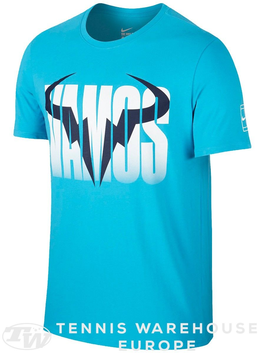 dc61aa4d93f62 Nike Men s Summer Rafa Vamos T-Shirt   T-Shirts   Pinterest   Nike ...
