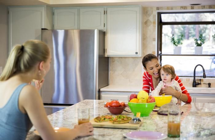 Deliciously simple recipes for new parents #Cuisinart #newparents