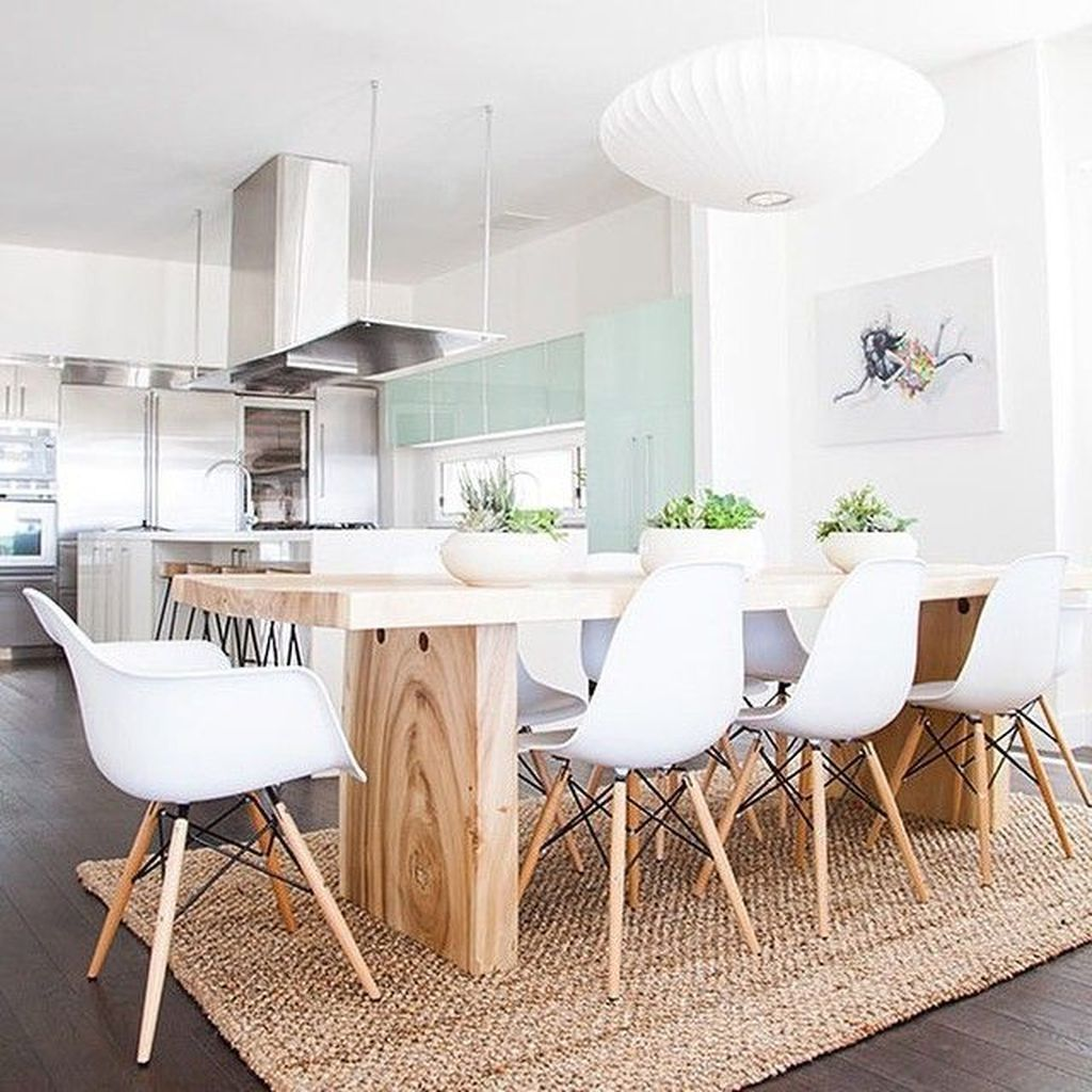21 Scandinavian Dining Room Designs Decorating Ideas: 46 Awesome Scandinavian Dining Room Design Ideas With