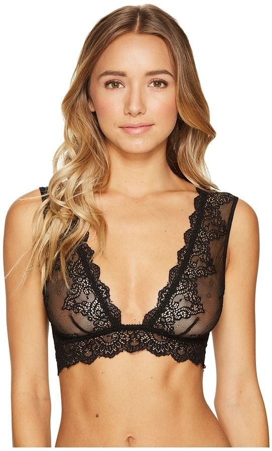 acb8e4d548612 Only Hearts So Fine Lace Tank Bralette Women s Bra