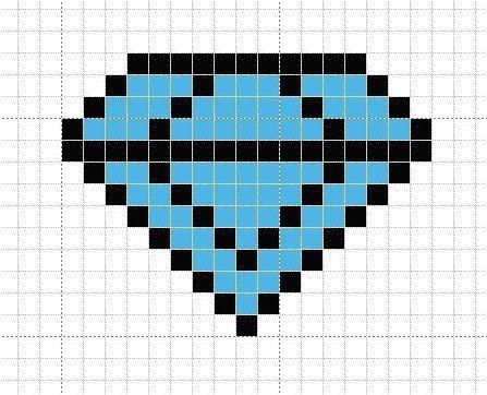 Pin De Karolina Janeback Huhtala En Termomozaika Dibujos En Cuadricula Dibujos Pixelados Dibujos En Pixeles