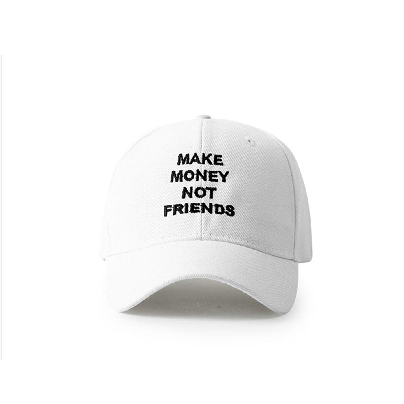 ACCESSORIES - Hats Make Money Not Friends MjAnD