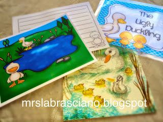 The Ugly Duckling - Fairy Tales and Folktales with Mrs. Labrasciano