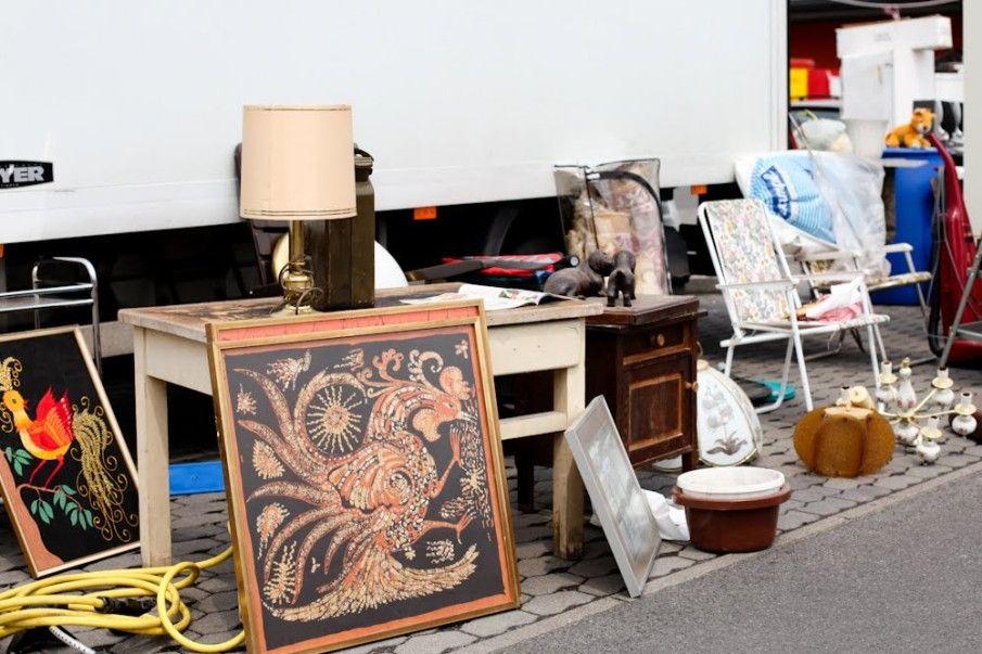 Shop In Berlin Flea Market In Lichterfelde Berlin Lichterfeld Zuhause