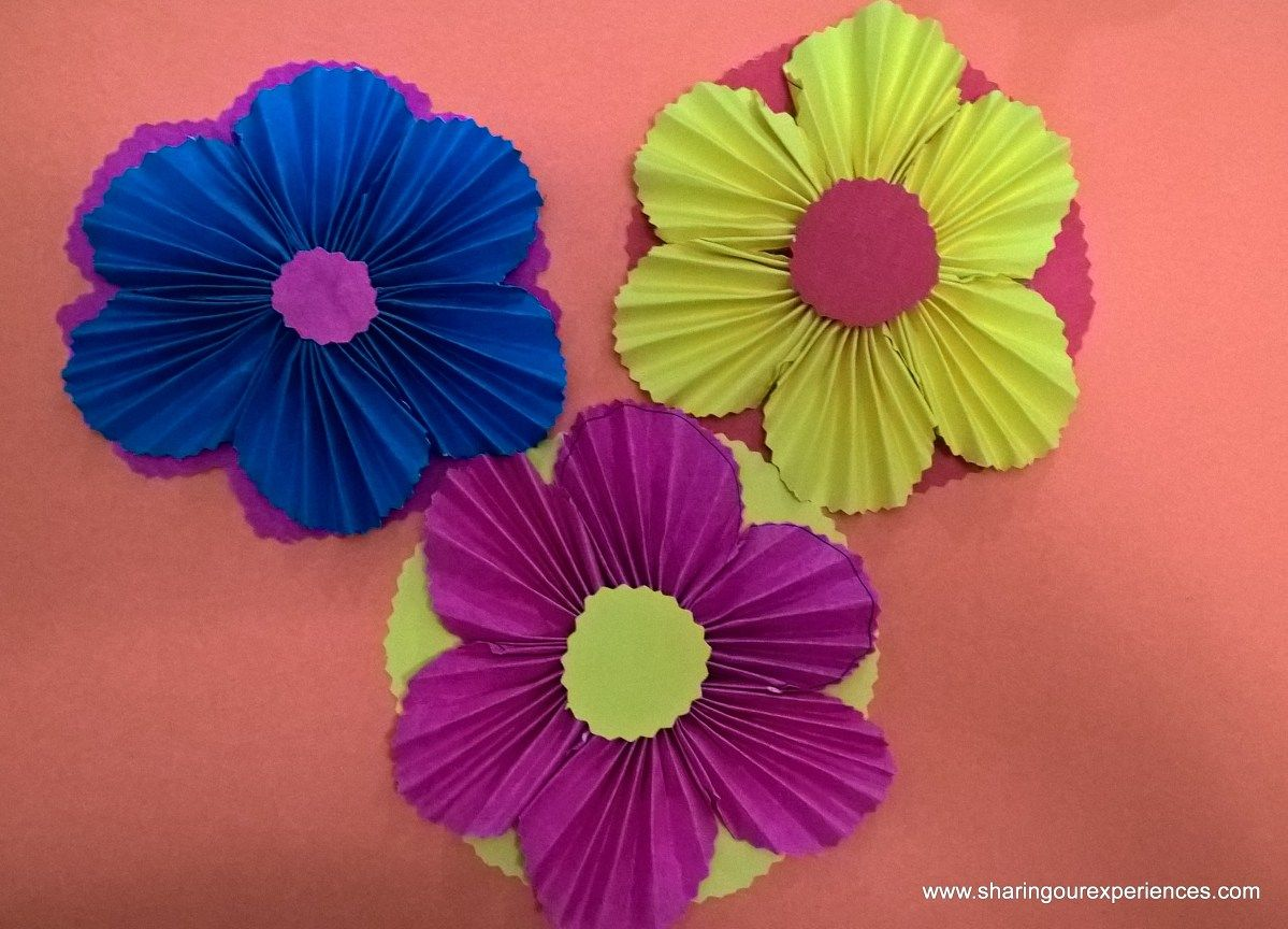 How To Make Paper Flowers Flowers Diy Paper And Tutorials