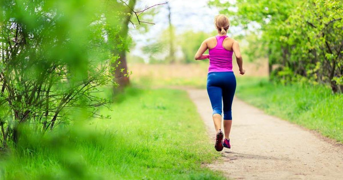 Exercise is an important component of the healing process