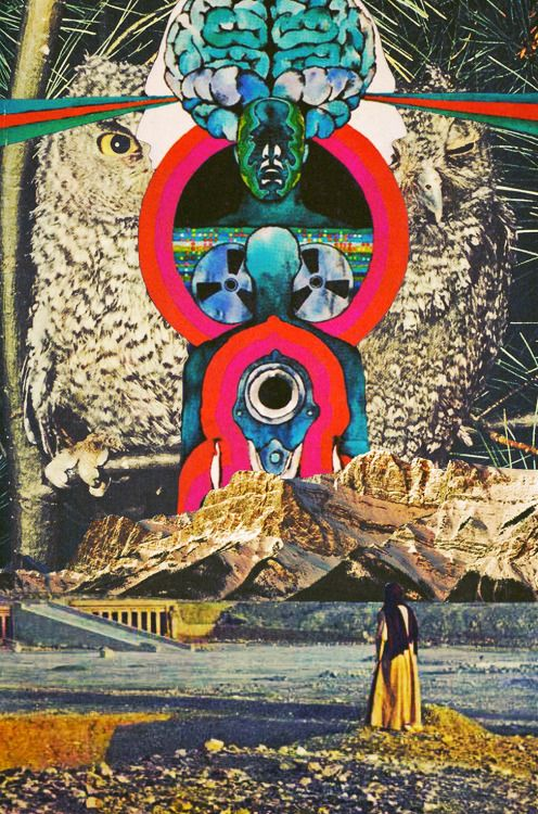 The Conspiracy Theory. Surreal Mixed Media Collage Art By Ayham Jabr. |  Futurism art, Collage art mixed media, Psychedelic art