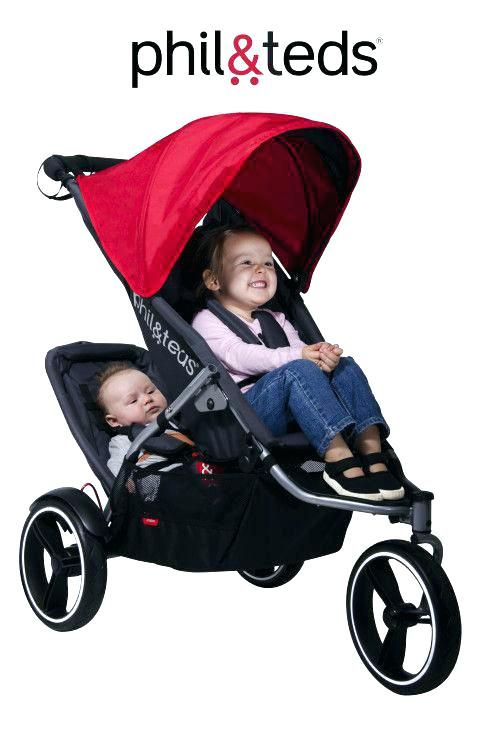 Double Stroller Toddler And Babybaby Stroller Toddler Seat