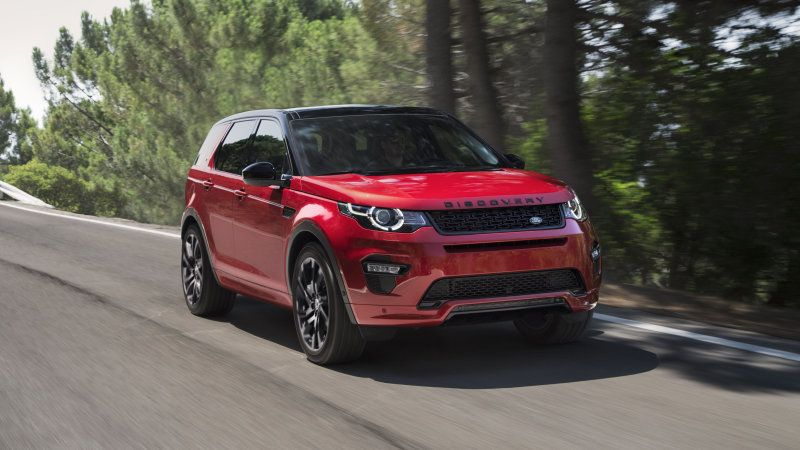2018 Range Rover Discovery Sport SUV Price, Design