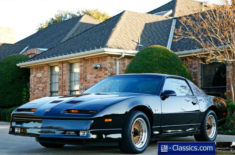 1989 Pontiac Trans Am Gta Matt Garrett Trans Am Gta Trans Am Pontiac