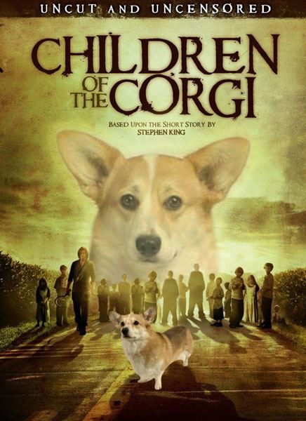From Stephen King S Children Of The Corn Corgi Corgi Funny