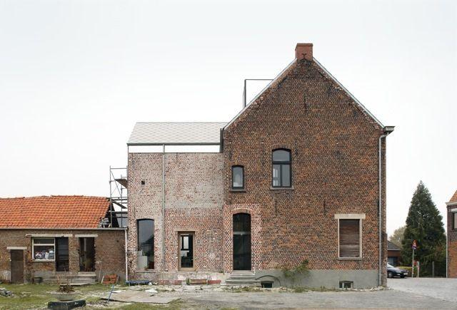 De Vylder Vinck Taillieu - RotlenBurg house, Belgium 2011