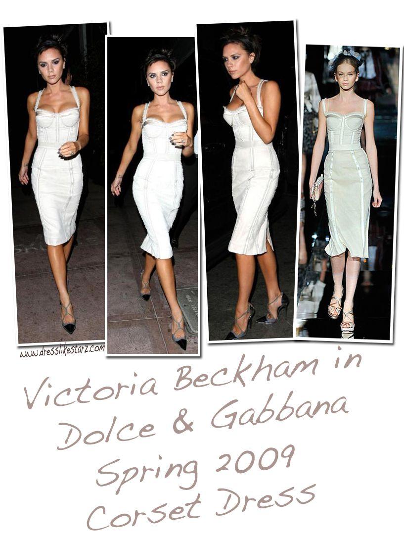 Celeb Fashion Archive Fashion Celeb Style Victoria Beckham Style Victoria Beckham Dress Fashion [ 1091 x 817 Pixel ]