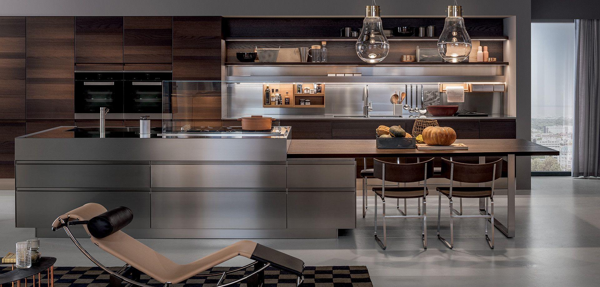 Кухня Arclinea Convivium | Progetti di cucine, Interni della ...