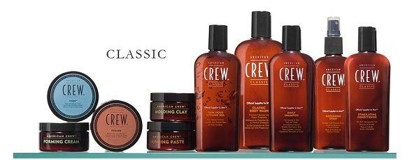 American Crew American Crew Fiber Fiber Shaving Cream Promade