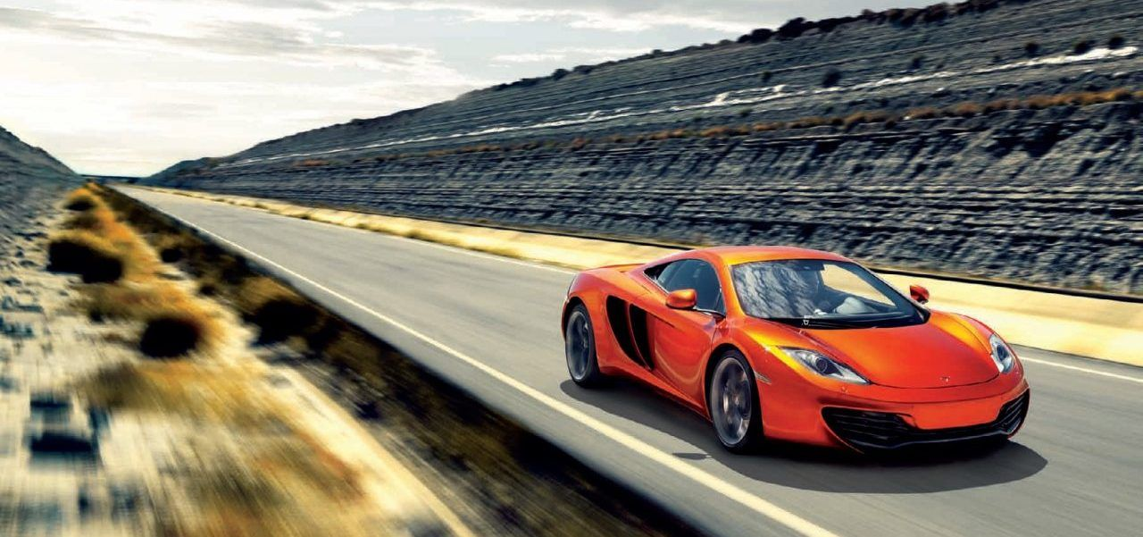 A Full List Of Mclaren Quarter Mile Times From To