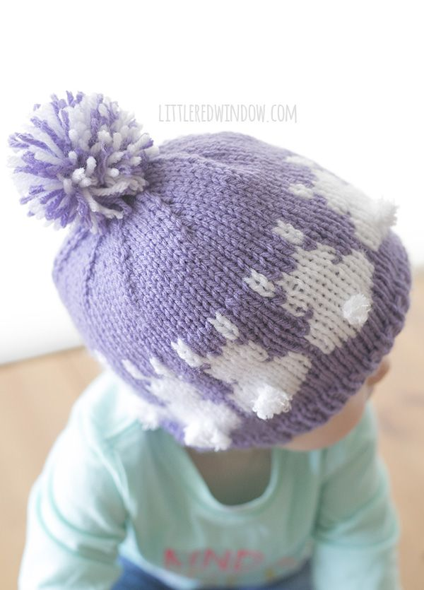 Easter Bunny Hat Fair Isle Knitting Pattern | Fair isles, Knitting ...
