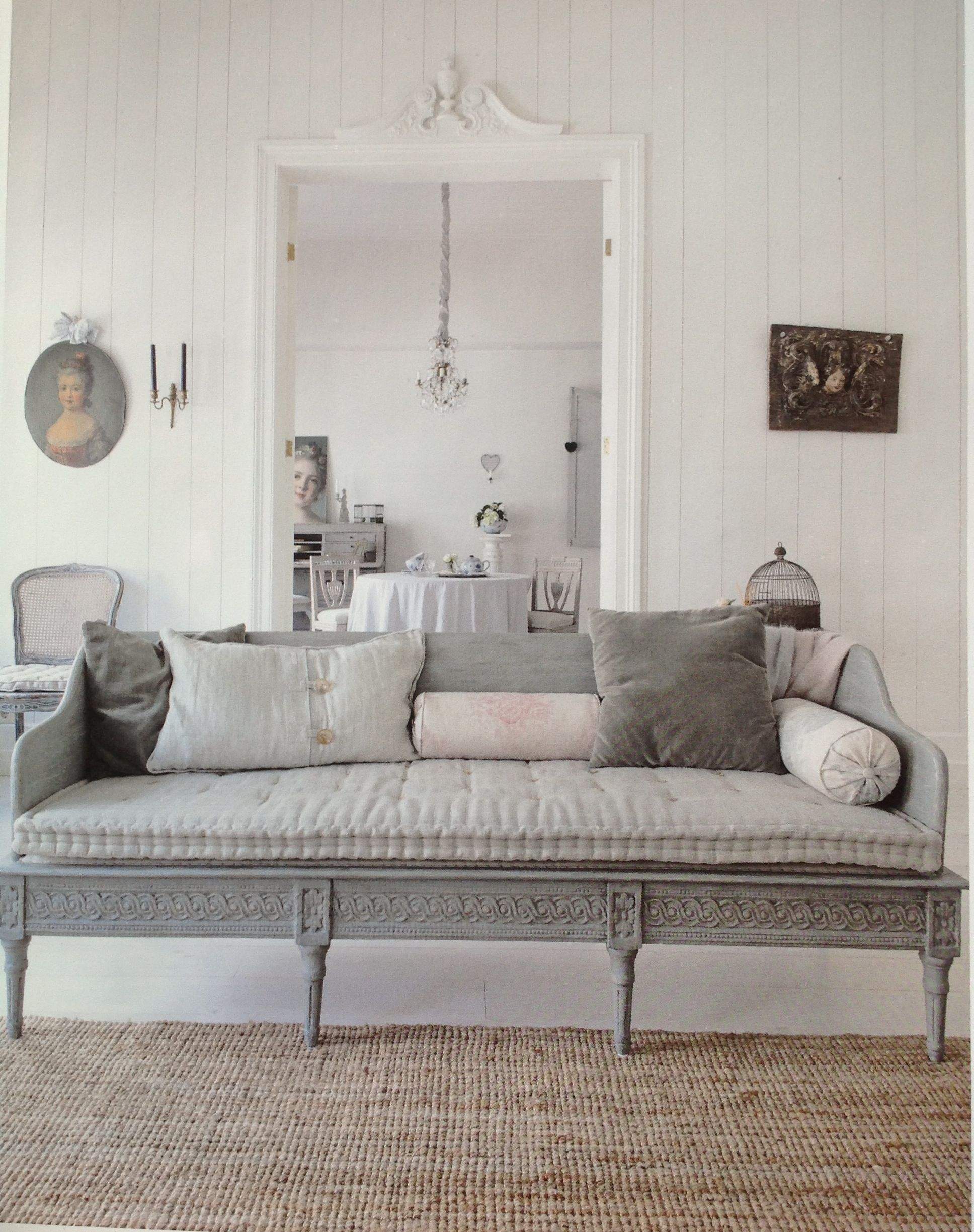 Inspiration in White Swedish Style
