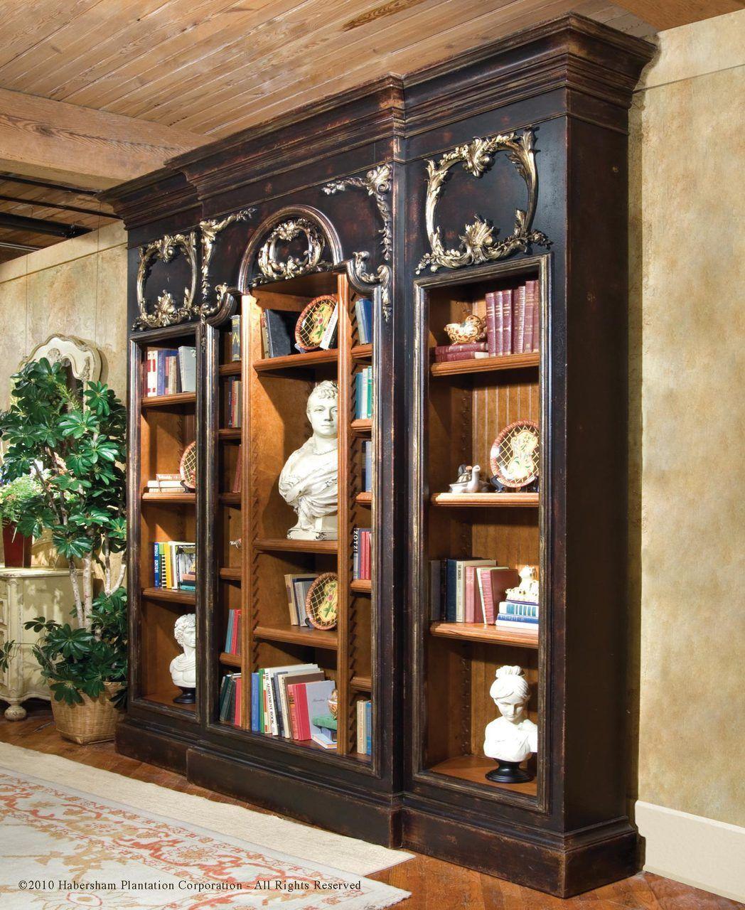 Berkshire Bookcase 10 Habersham Furniture Bookcase Decor Furniture