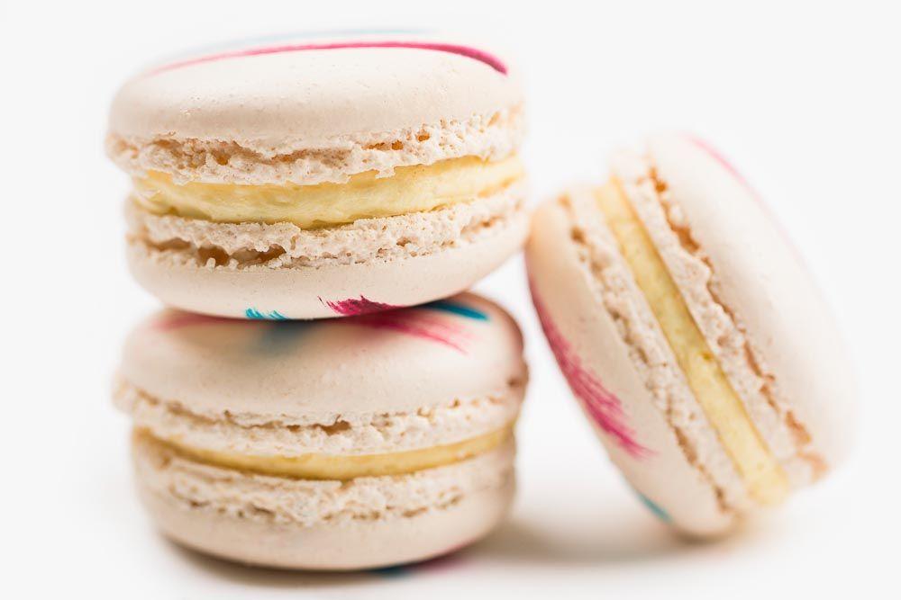 French Vanilla Macarons - DeToni Patisserie and Bakery Macarons