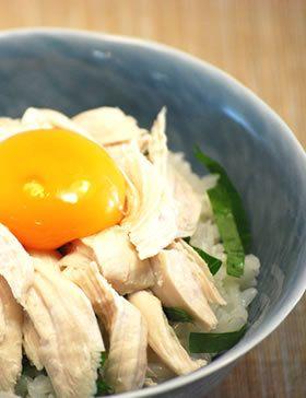 鶏ささみ卵かけご飯 by ヤマサ醤油 [クックパッド] 簡単おいしい .