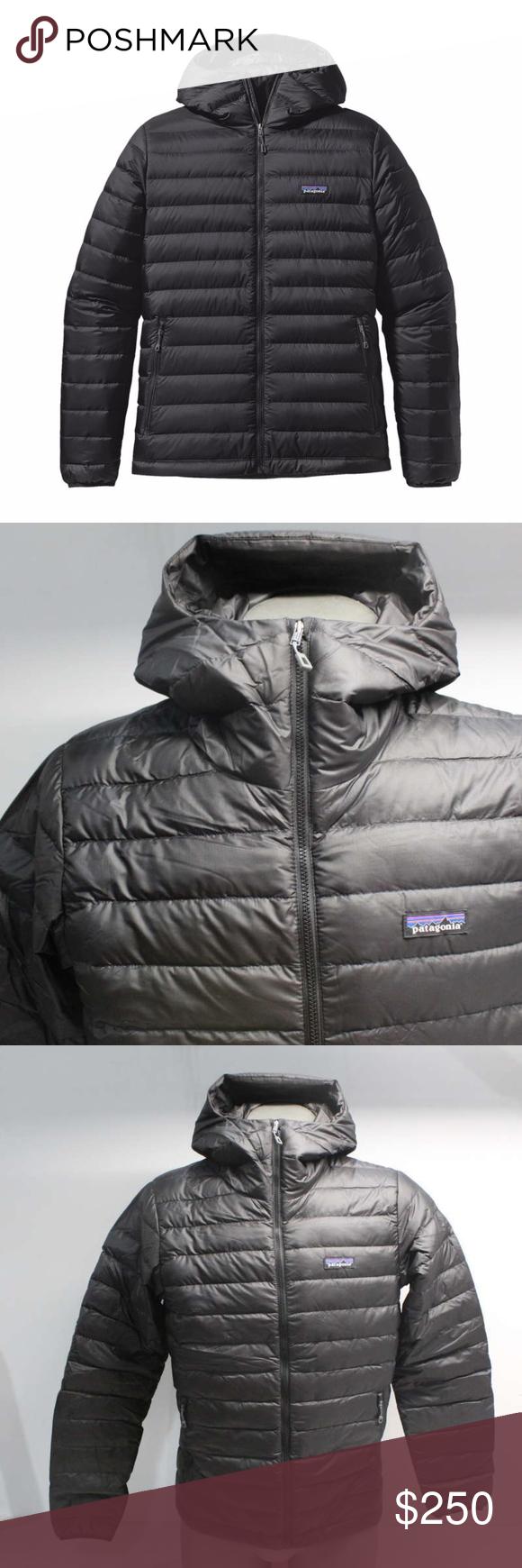 Nwt Patagonia Black Sweater Down Puffer Jacket Jackets Black Sweaters Puffer Jackets [ 1740 x 580 Pixel ]