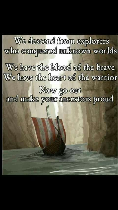 ☮ ° ˚ℒℴѵℯ Cjf Vikings Facts And Legends Pinterest Extraordinary Vikings Sailors Quotes