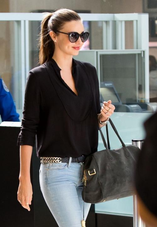 28c749fff9b Miranda Kerr Photos - Miranda Kerr looks gorgeous as she arrives at LAX  (Los Angeles International Airport). - Miranda Kerr Arrives in LA — Part 2