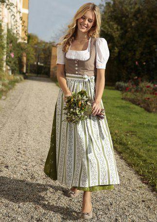 Robe d'inspiration bavaroise (avec images) | Idées
