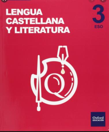 Ejercicios Resueltos Lengua Castellana Y Literatura 3 Eso Oxford Lengua Oxford Lengua Castellana