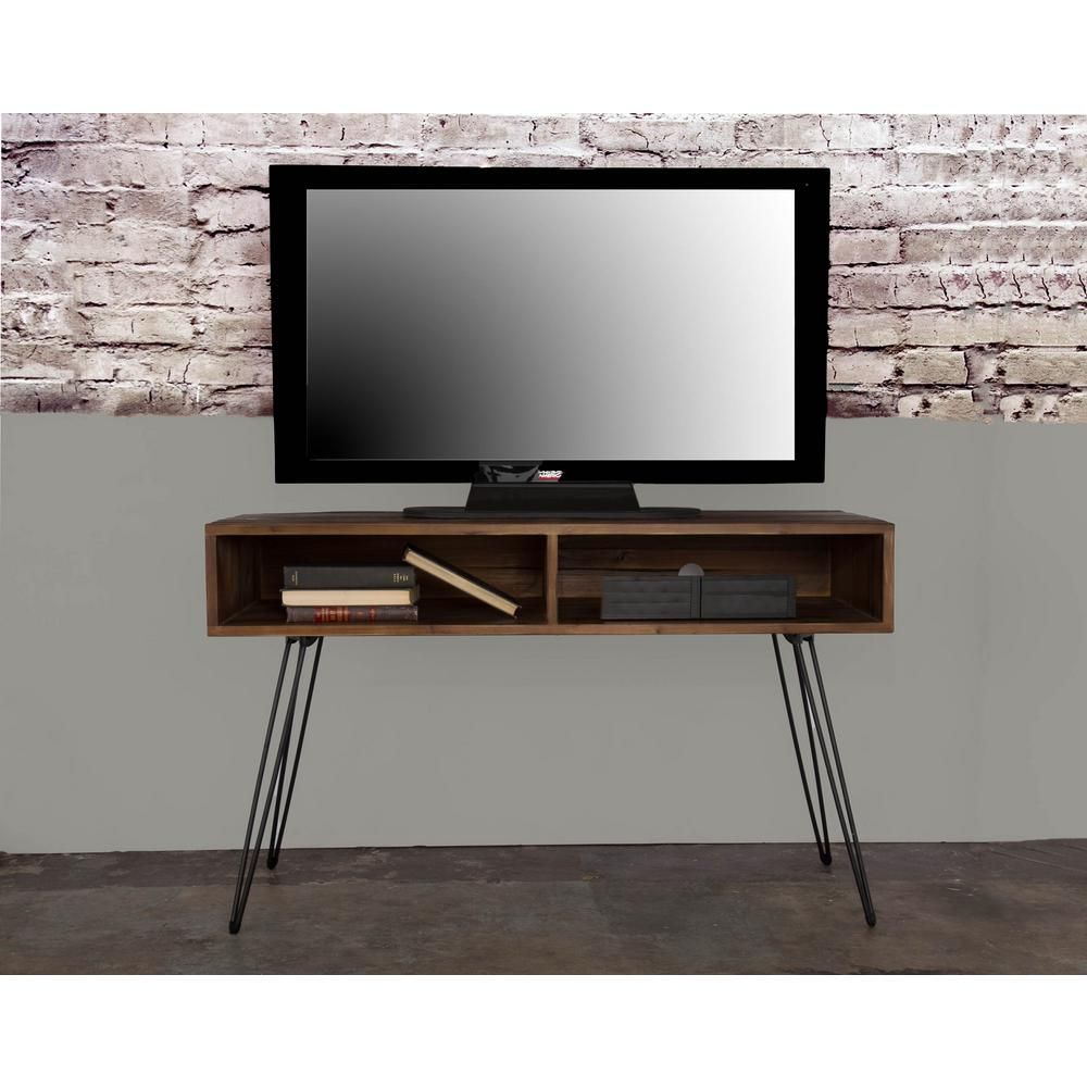 Meuble Tv Usine Crawford Burke Eastwood Natural Wood Reclaimed Fir Tv Console