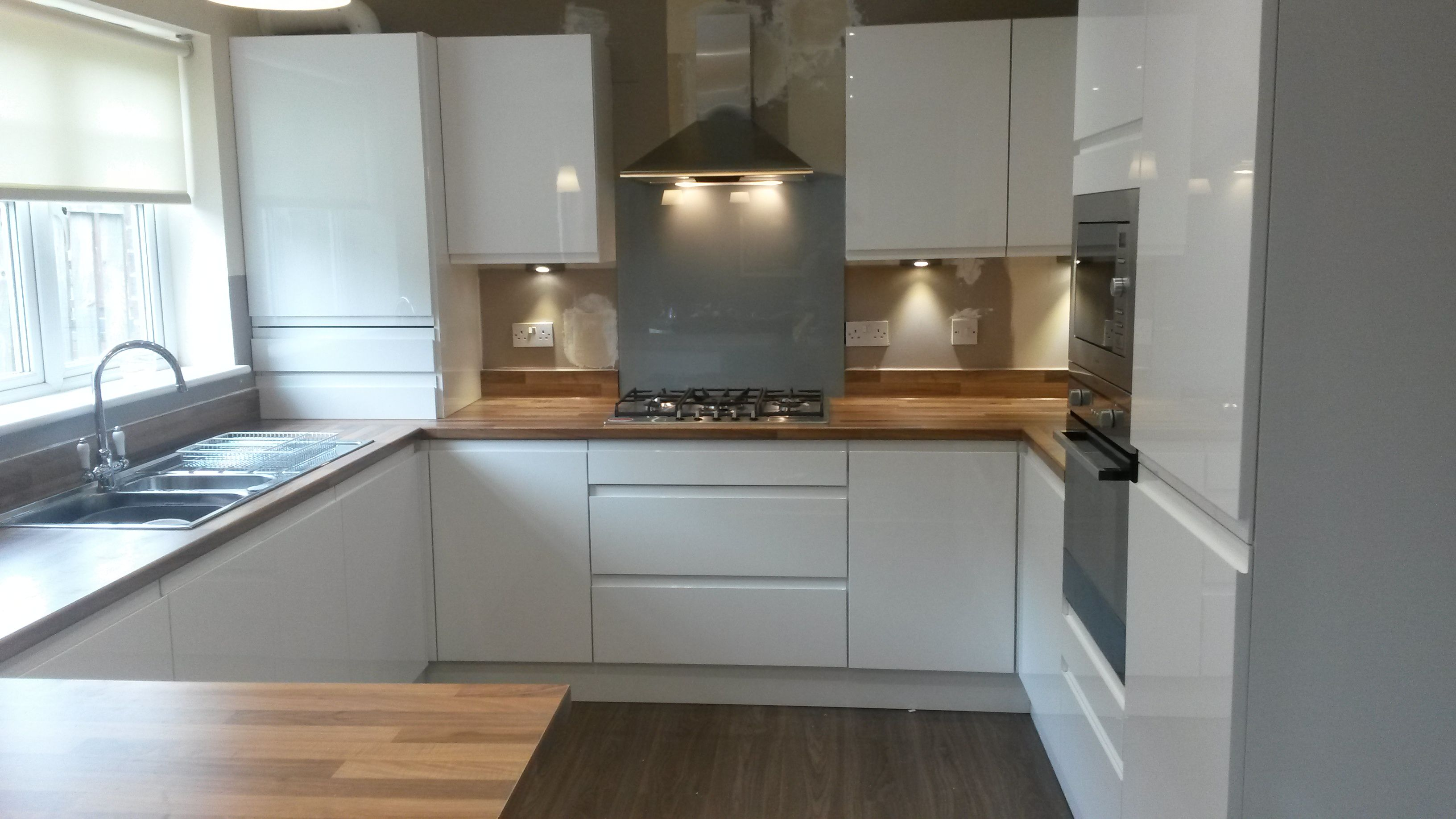 another worktop colour and floor option fro a recent installation | kitchen upgrades, kitchen