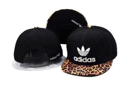 51a1aefb418b1 2018 New Fashion Adidas Hip Hop Flat Snapback Hat   Adidas cap ...
