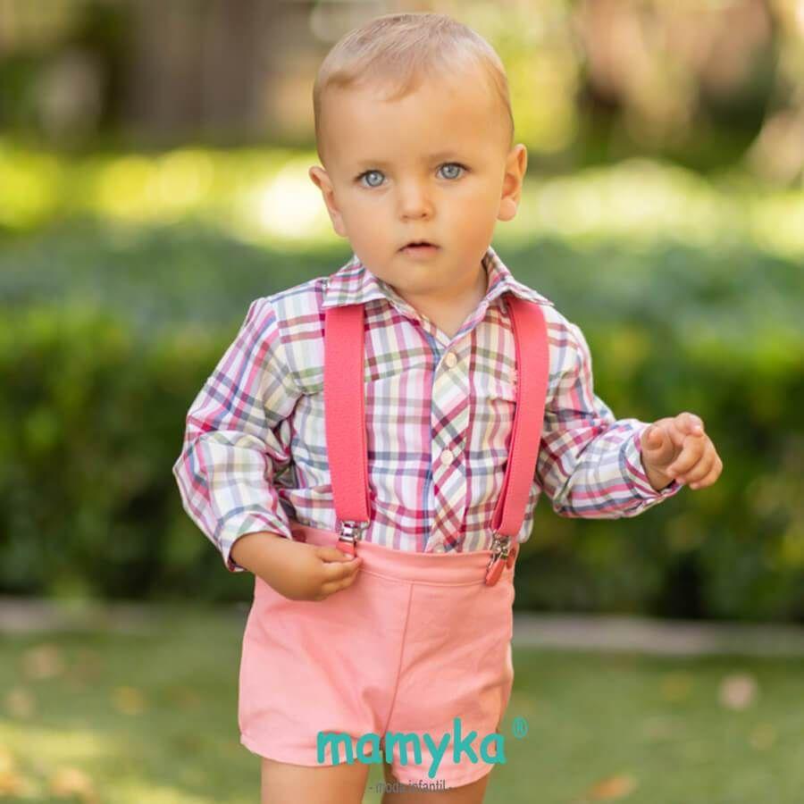 51cccd88e Conjunto bebé niño nueva colección Dalia Primavera 2019   Dolce petit