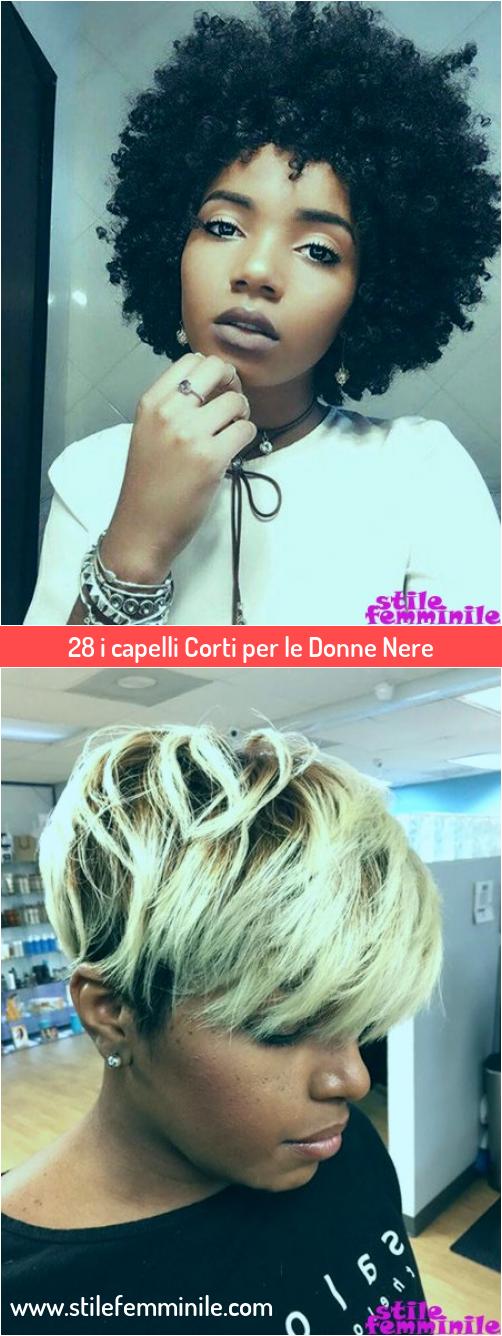 Photo of 28 i capelli Corti per le Donne Nere