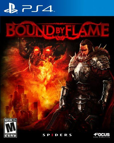 Bound By Flame Playstation 4 Standard Edition To View Further