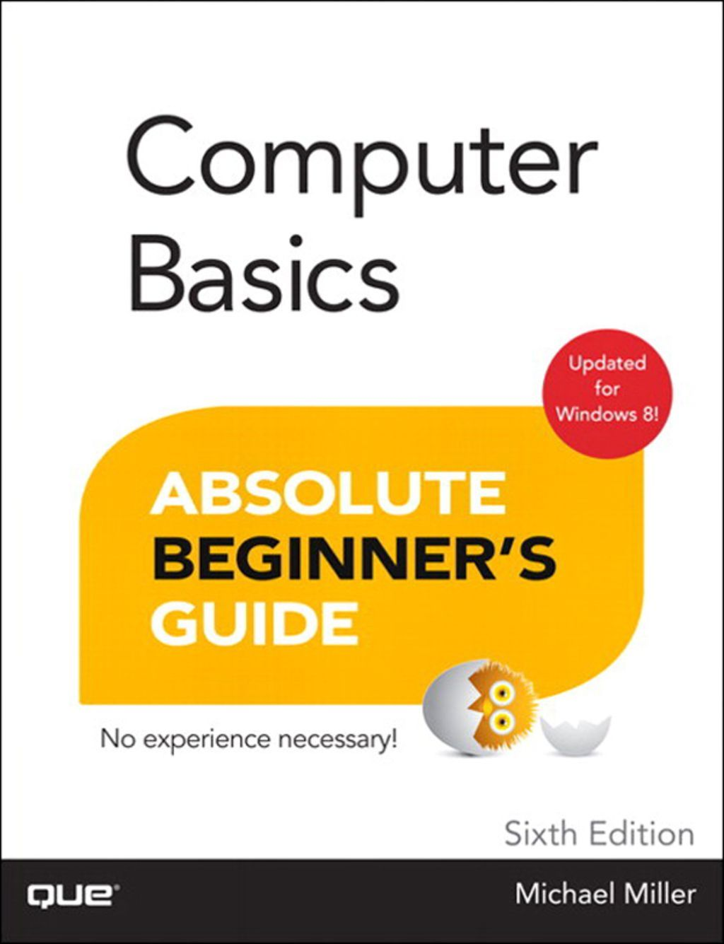 Computer Basics Absolute Beginners Guide Windows 8 Edition