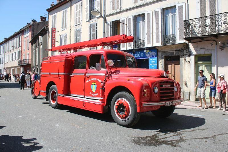 autrefois le couseran le grand d fil blog photo de breizhell pompiers ancien et vehicule. Black Bedroom Furniture Sets. Home Design Ideas