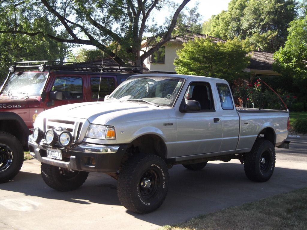 Double Lifted Ranger Forums The Ultimate Ford Ranger Resource
