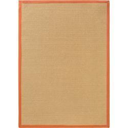 Photo of benuta Teppich Sisal Orange 80×150 cm – Naturfaserteppich aus Sisal benuta