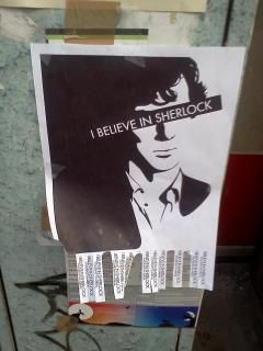 I believe in Sherlock /2