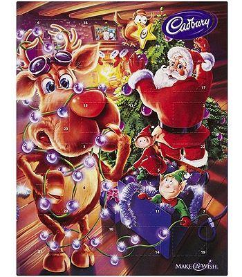 Cadbury's Dairy Milk Advent Calendar
