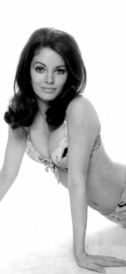 8598ab0049 Young Jaclyn Smith 1960 s