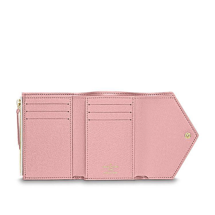 83bba9b832d7 Victorine Wallet Damier Azur Canvas