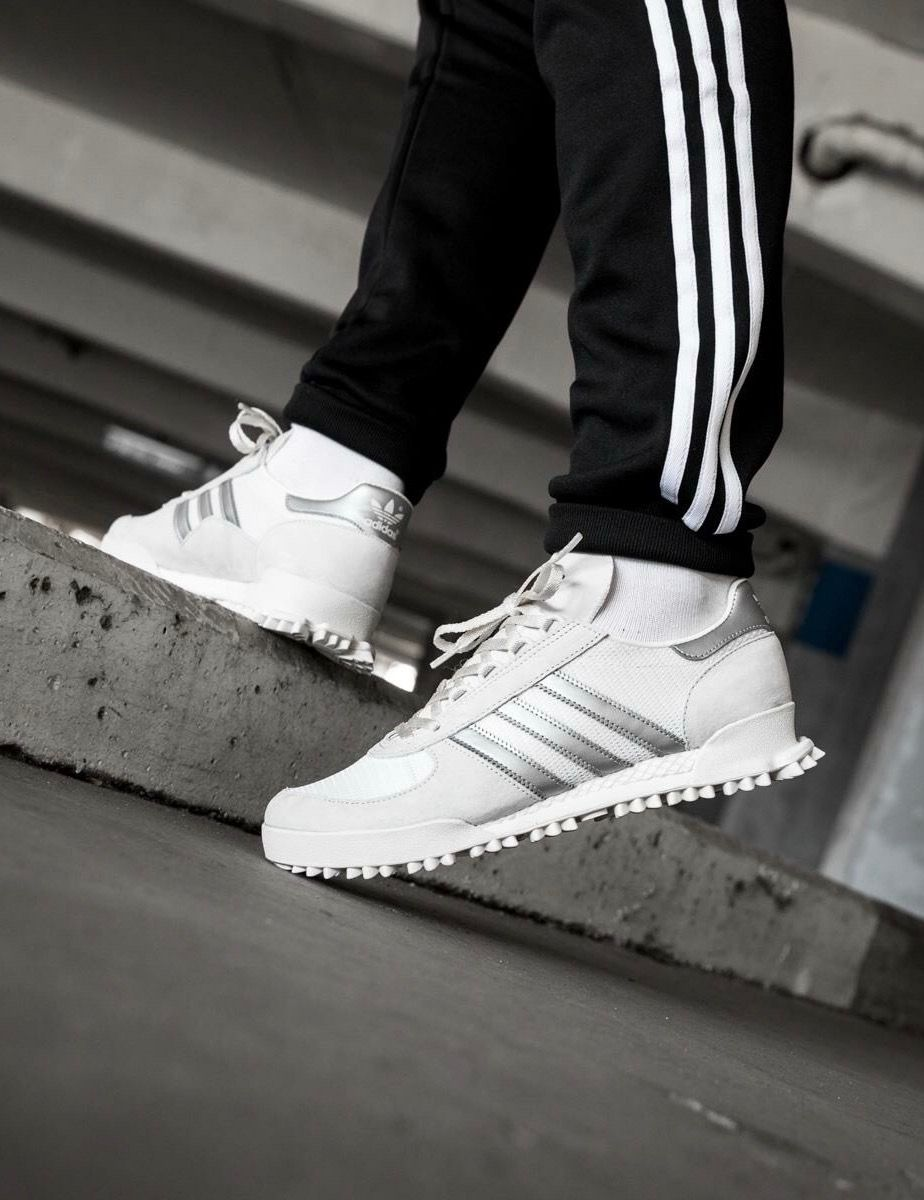 outlet store 5a8cd c7be2 adidas Originals Marathon TR White