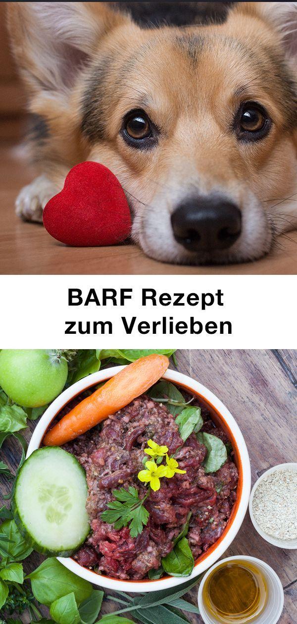 Happy Valentine: Ein BARF Menü zum