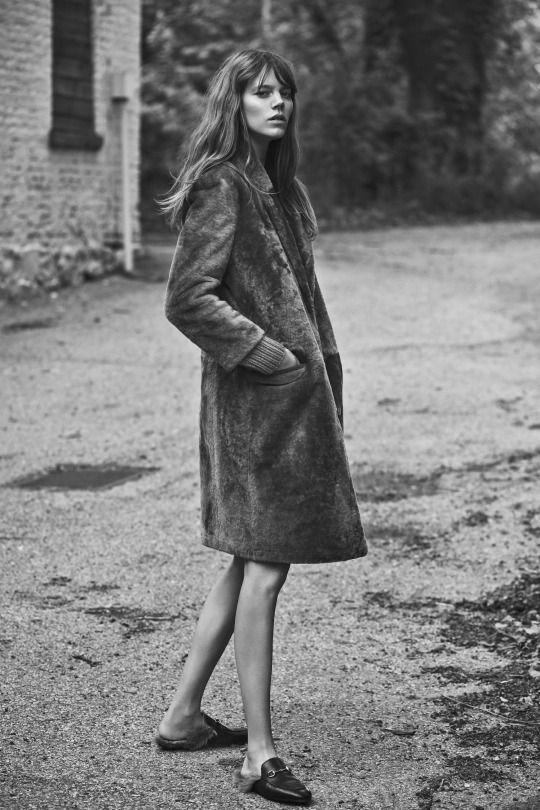 Freja Beha Erichsen by Lachlan Bailey for WSJ Magazine, September 2015