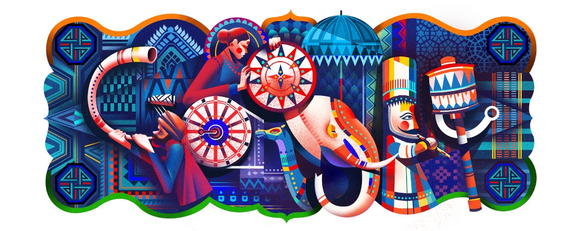 Google Doodles Google is 20 years old 10 historical