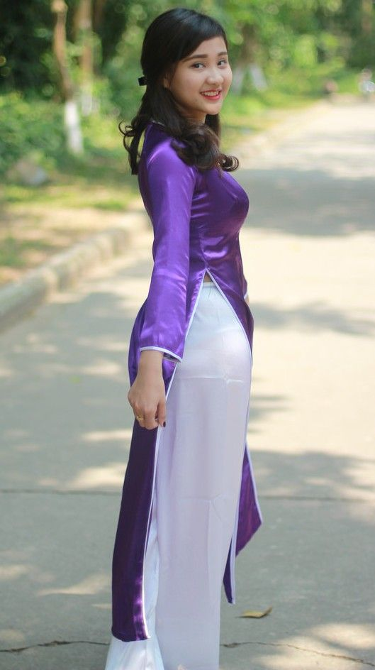 Pin de Trancuongdad@gmail.com en Beautyful women long dress Viet 2 ...