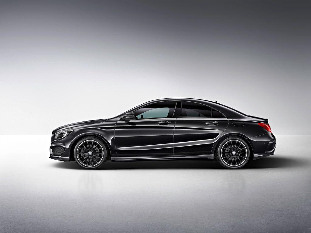 The mercedes benz cla class is a compact executive car four door sedan based on the platform of the mercedes benz a class compact car and the b class